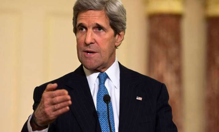 john kerry defends iran nuclear deal in us senate