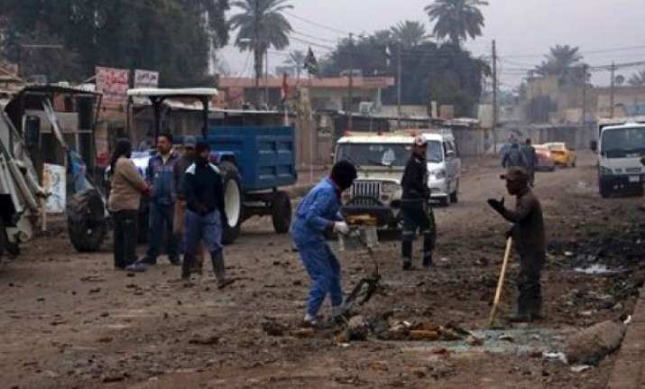 un iraq violence kills at least 1 100 in february