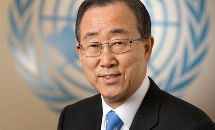 ban ki moon offers support for resumption of indo pak