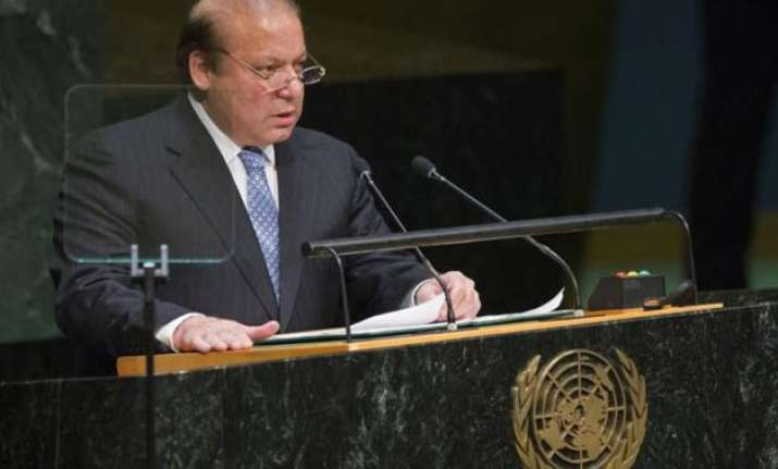 pakistan once again misusing unga distorting reality india