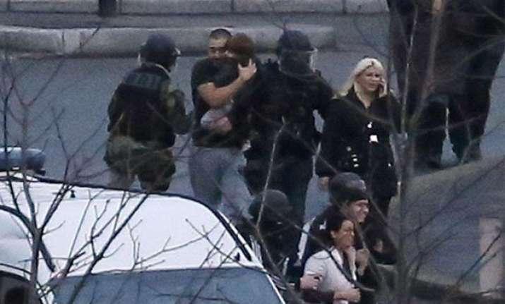 paris hostages took refuge in refrigerators and under sinks