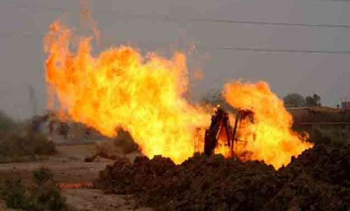 another gas pipeline blown up in pakistan