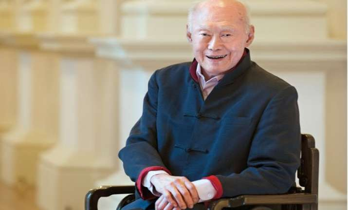 week long mourning to mark lee kuan yew s death