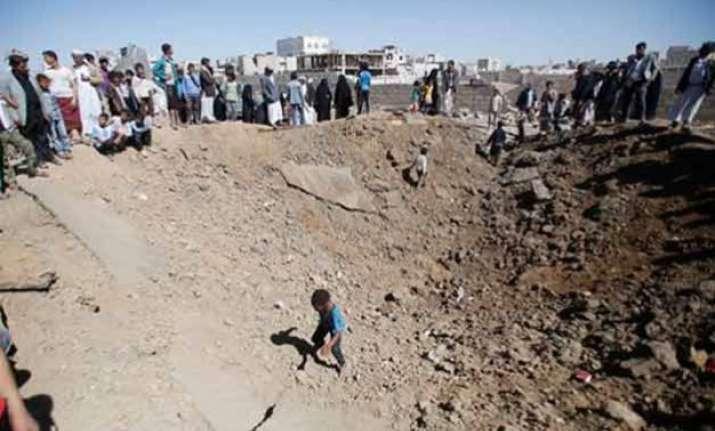 yemen violence kills 1 244 injures 5 044 who