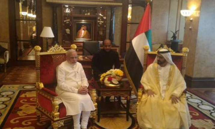 big boost to infrastructure development uae to invest rs