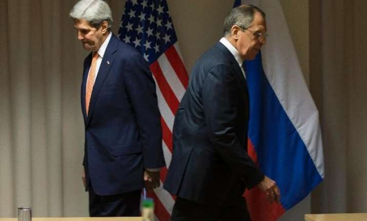 us russia discuss syria peace process assad says ready for