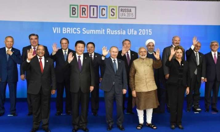 rise of brics nations inevitable chinese daily