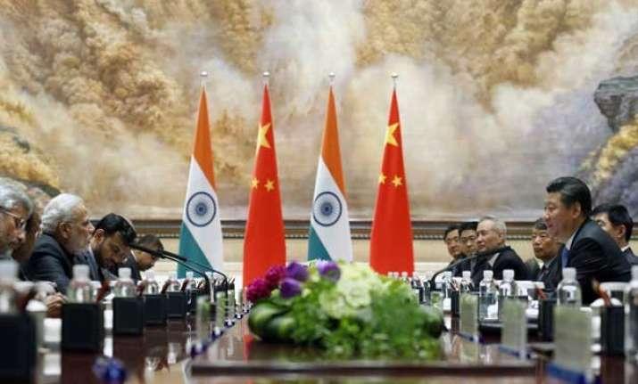 highlights narendra modi xi jinping summit level talks