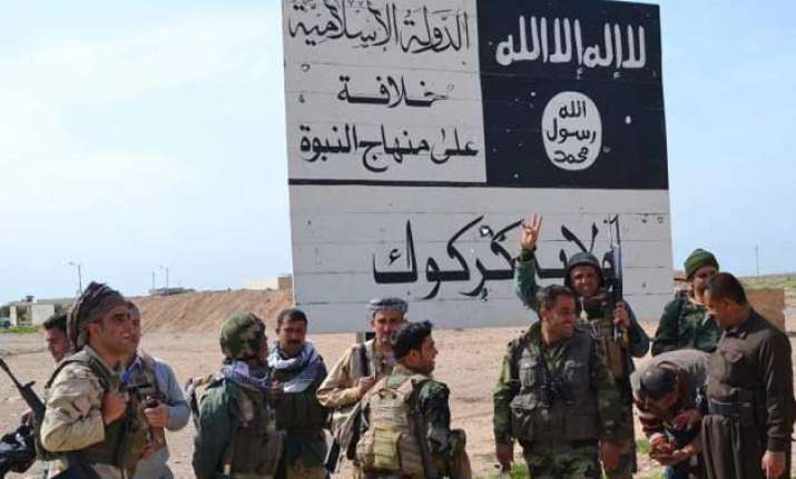 isis attacked kurds in iraq with chemical weapons
