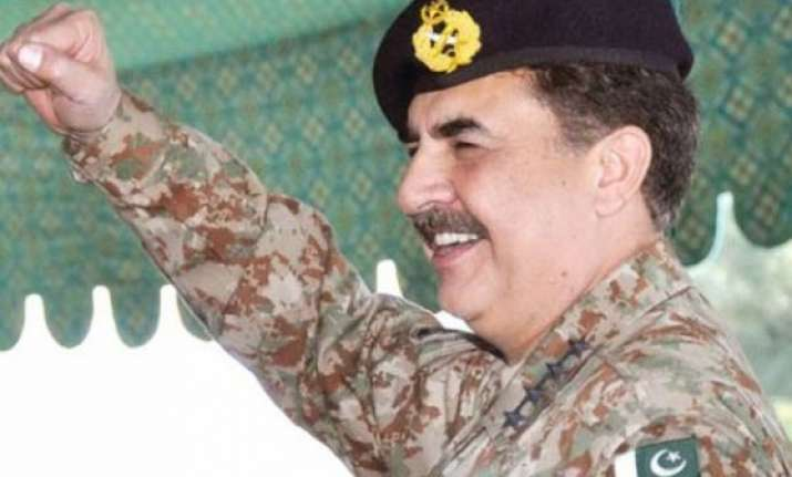 pakistan army chief raheel sharif to visit us in november