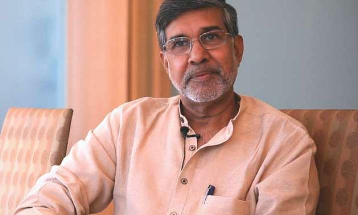kailash satyarthi gets harvard humanitarian of the year