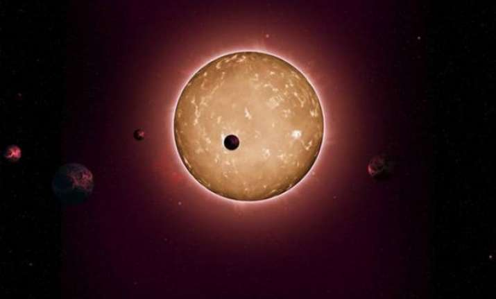 ancient star with five earth size planets discovered