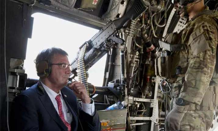 us defence chief in iraq to assess anti islamic state