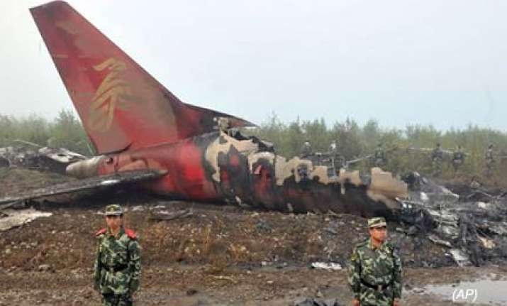 bodies of 42 passengers killed in china plane crash
