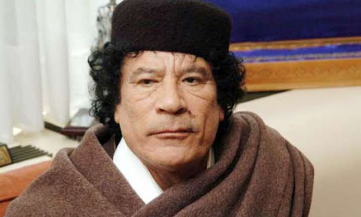 gaddafi asks europeans to convert to islam