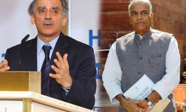 shourie yashwant in race for brics bank first president