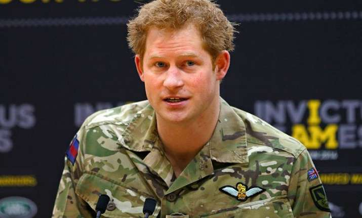 prince harry to join australian army before quitting
