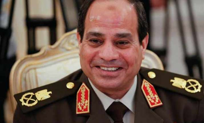 egyptian president sisi on maiden india visit this week