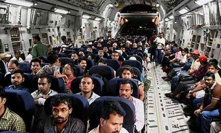 11 indians evacuated from yemen by pakistani naval ship
