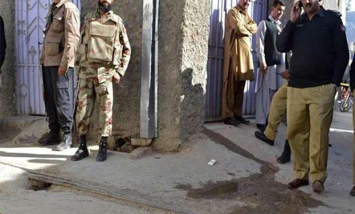 three policemen killed in terrorist attack in iran