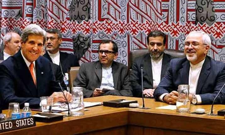 un security council nod to iran nuclear deal