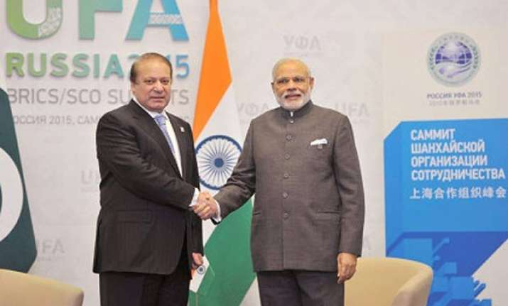 pakistan committed to decisions agreed at ufa pak official