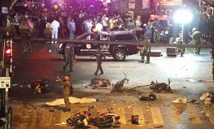 bangkok blast bomb blast rocks thai capital 27 reported dead