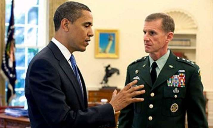 us general in afghanistan to be fired for his remarks
