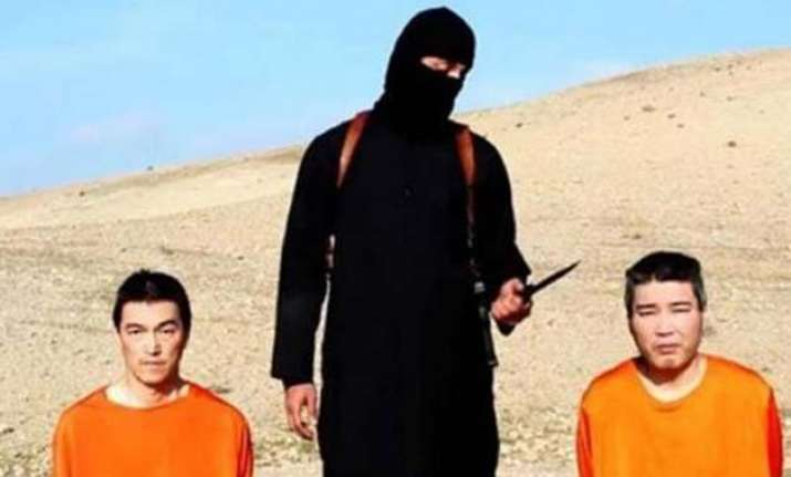 un security council slams is for murdering japanese citizen
