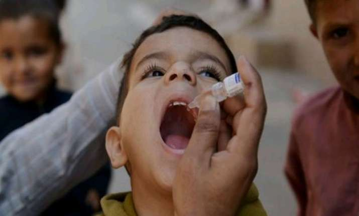 fresh new case of polio detected in pakistan