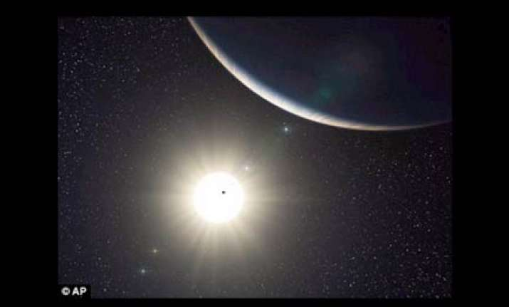 solar system with 7 planets and a sun found