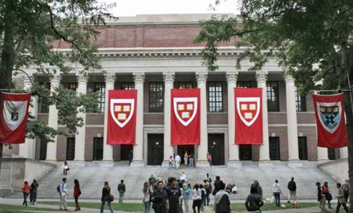 harvard names two indians for prestigious radcliffe fellows
