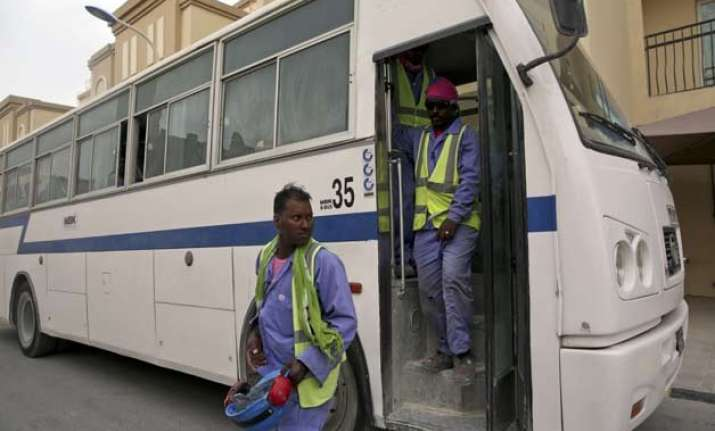 279 migrant indian workers died in qatar last year amnesty