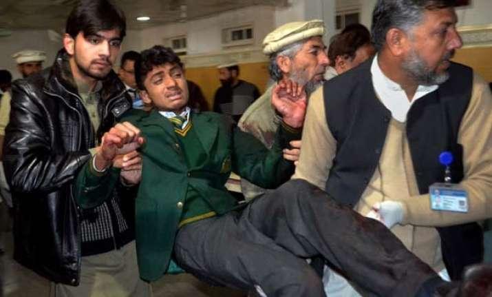 peshawar school attack pakistan sentences 7 to death