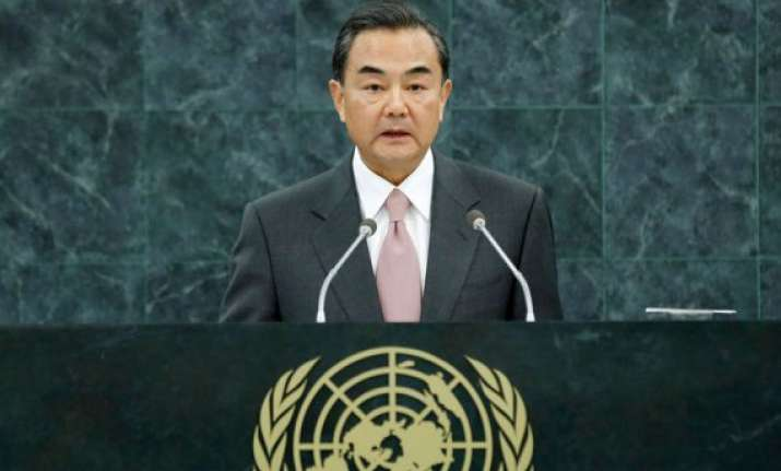 china urges to restart six party talks