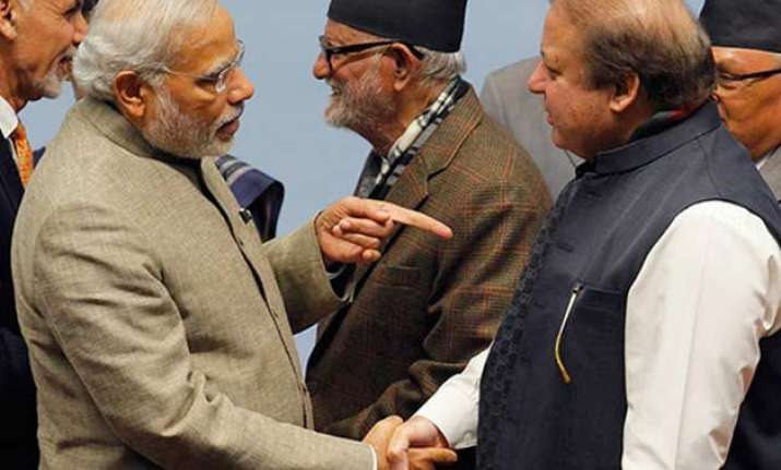 india pakistan talks only if bjp voted out pakistani daily