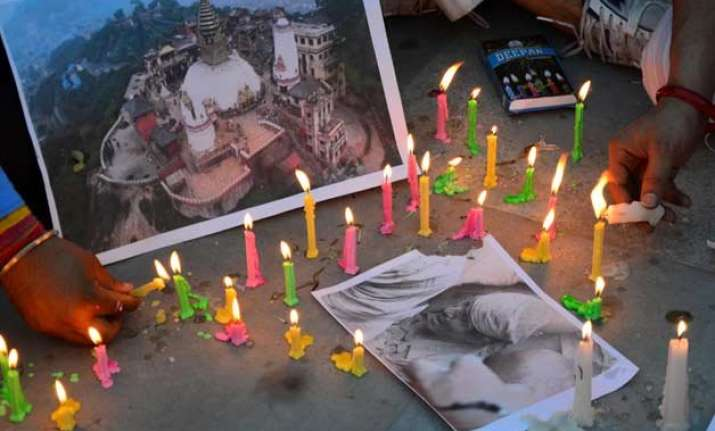 facebook raises funds for nepal earthquake victims