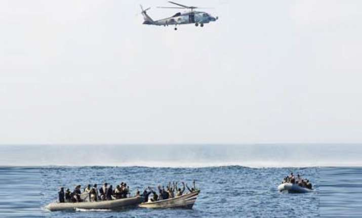 eu helicopter repels pirate attack in gulf of aden