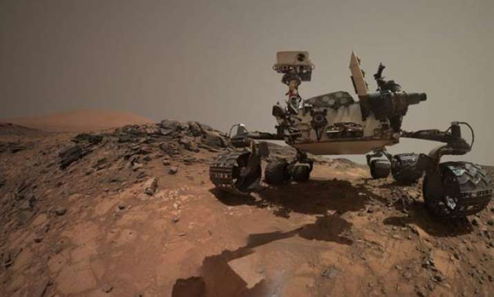 after finding water nasa s mars rover scouts new location