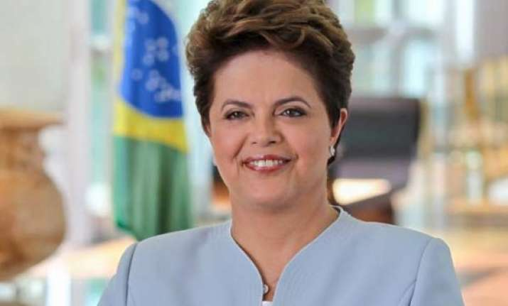 dilma rousseff re elected as brazil president