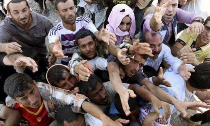 germany raises humanitarian aid to iraq