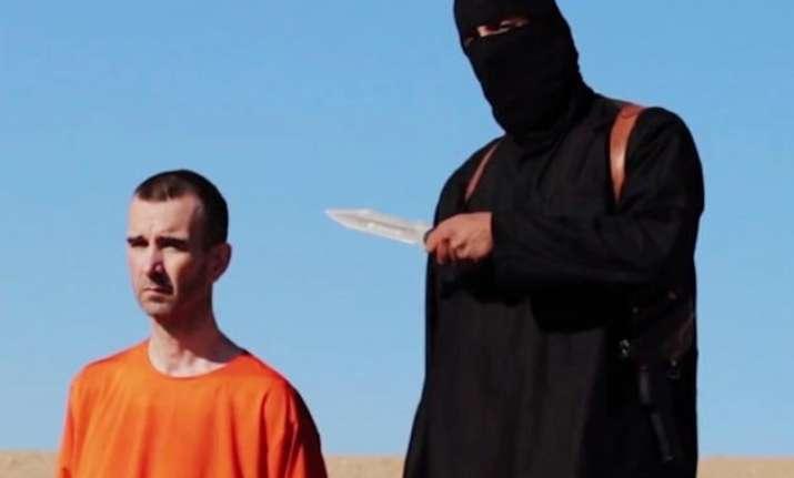 david haines widow says jihadi john should be caught alive