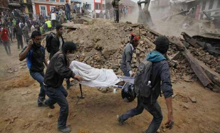 nepal death toll is 7 759