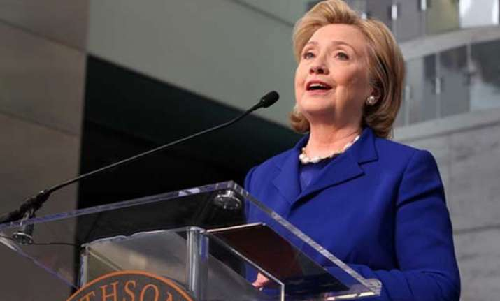 hillary clinton likens republican rivals to terrorists on