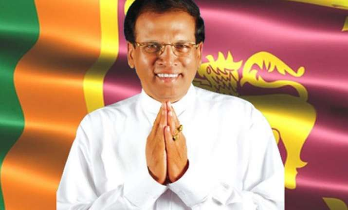 sri lanka president calls all party meet on un resolution