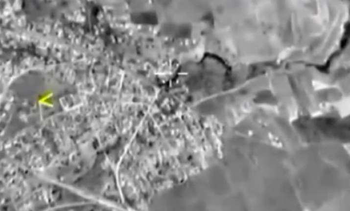 us asks russians to focus airstrikes on islamic state in