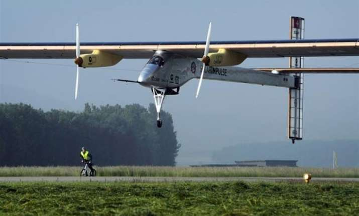 solar impulse reaches china