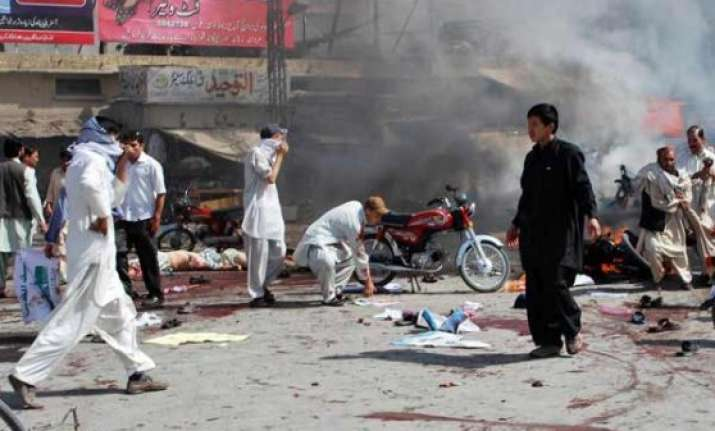 pakistan eighth most dangerous country in the world report