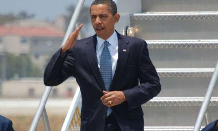 three democratic lawmakers to join barack obama on india