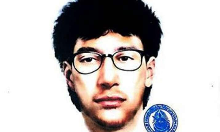 thai bomb suspect spoke foreign language not english police